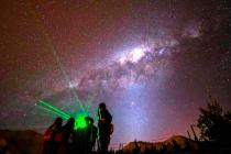 Inician ciclo de charlas dirigidas a la región de la Araucanía que vivirá eclipse de sol en diciembre