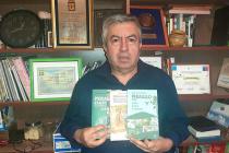 """Escritor Peralillano presentará por plataformas virtuales el último libro de su trilogía """"Peralillo Elqui"""""""