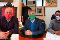 Alcaldes elquinos reafirman su negativa por la vuelta a clases presenciales