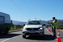 Drástica disminución de traslados entre Vicuña y La Serena con cuarentena de la capital regional