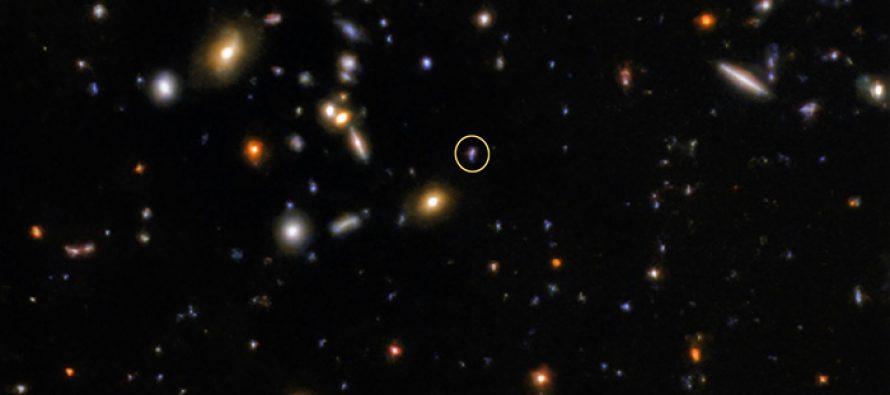 Gemini detecta fugaz explosión cósmica