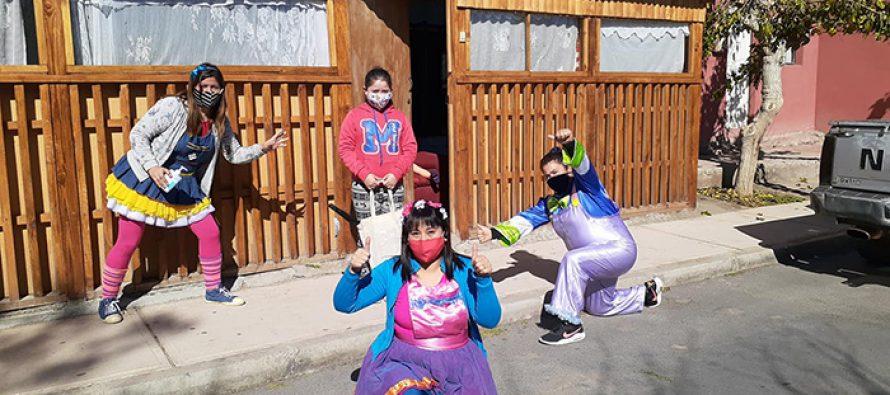 """""""Ruta de la Fantasía"""" recorrerá este fin de semana la comuna de Vicuña celebrando a niños y niñas"""