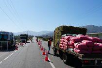 Continúa el funcionamiento 24/7 en el cordón sanitario de La Calera-El Arrayán