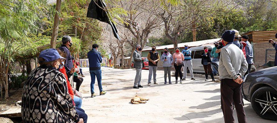 Vecinos de Varillar en alerta debido a labores  de exploración minera