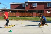 Deportistas de Vicuña y Paihuano podrán realizar actividad física en espacios abiertos