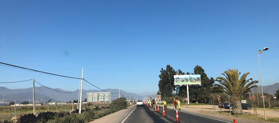 Municipio de La Serena adquiere maquinaria para reparación de calles