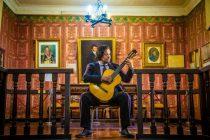 Guitarrista Alejandro Cortés lanzará producción registrada en Cabildo Consistorial de la Torre Bauer
