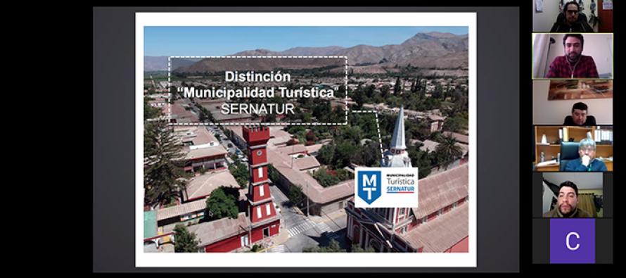 """Mesa comunal de turismo prepara la """"Reactivación Turística Vicuña 2020"""""""