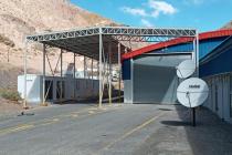 Complejo fronterizo Agua Negra implementa medidas sanitarias para la próxima apertura de la frontera