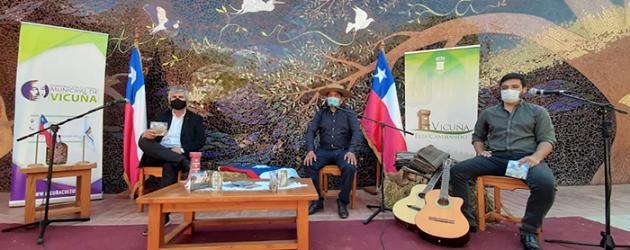 Con transmisión online se realizó lanzamiento del primer disco de El Chapilcano