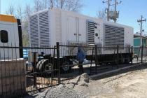 CGE avanza en los trabajos de instalación de generador para la comuna de Vicuña