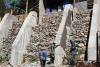 Construcción de protecciones en la localidad de Puclaro se encuentra en etapa final