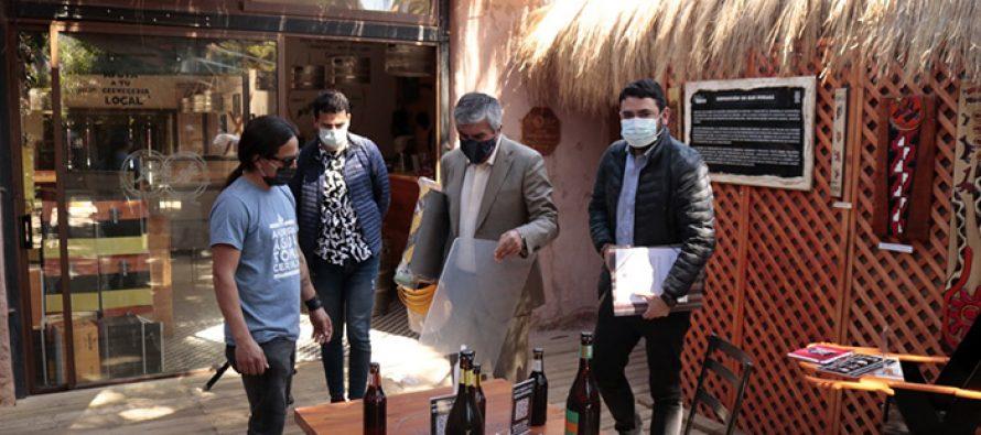 Locales gastronómicos de la comuna de Vicuña inician preparativos para apertura de sus puertas