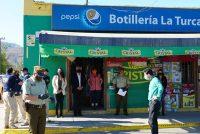 Realizan campañas en botillerías para evitar venta de alcohol a menores de edad en Vicuña