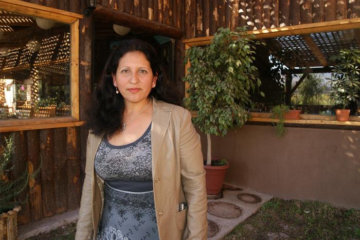 """Photo of Marta Castillo: """"He estado toda una vida trabajando por le gente, por eso espero que me den una oportunidad"""""""