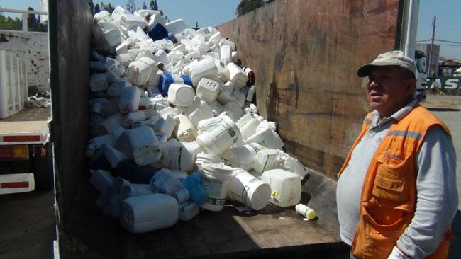 Photo of Incentivan la recolección de envases con triple lavado en Paihuano