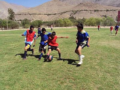 Photo of Jóvenes futbolistas elquinos mostrarán su talento en prueba de la Universidad de Chile