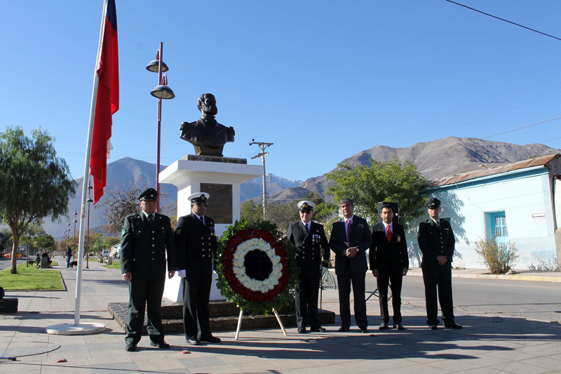 Photo of Invitan al tradicional acto y desfile en honor a las Glorias Navales en Vicuña