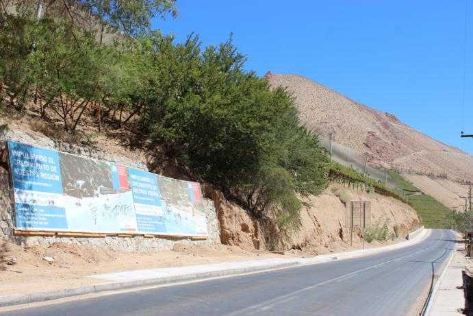 Photo of Sector de La Jarilla ya cuenta con pavimentación, veredas y muros de contención