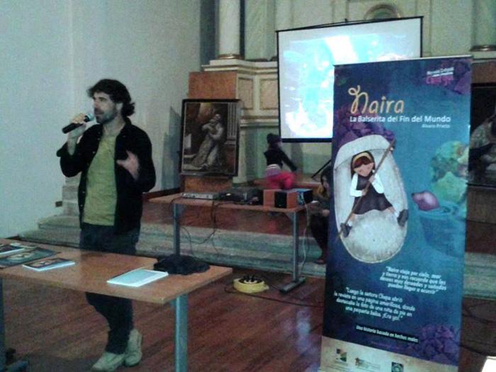Photo of Este viernes se lanza libro  del autor Álvaro Prieto en el Museo Gabriela Mistral