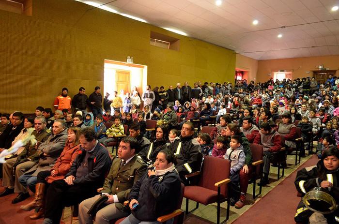 Photo of Paihuano celebra aniversario institucional número 163 de Bomberos