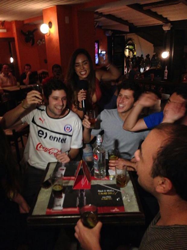 Photo of Hinchas chilenos podrán ver la Copa del Mundo disfrutando del mejor pisco en Chile y Brasil