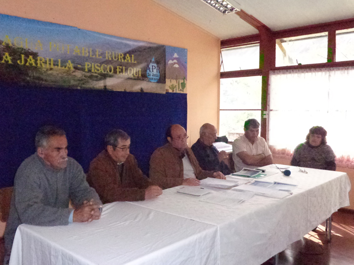 Photo of Dan a conocer avances del sistema de agua potable rural de Pisco Elqui
