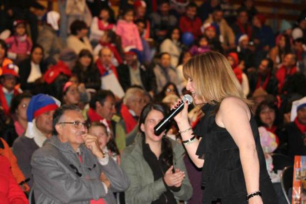 Photo of Paihuano celebró a los papas con fiesta en el Gimnasio Municipal