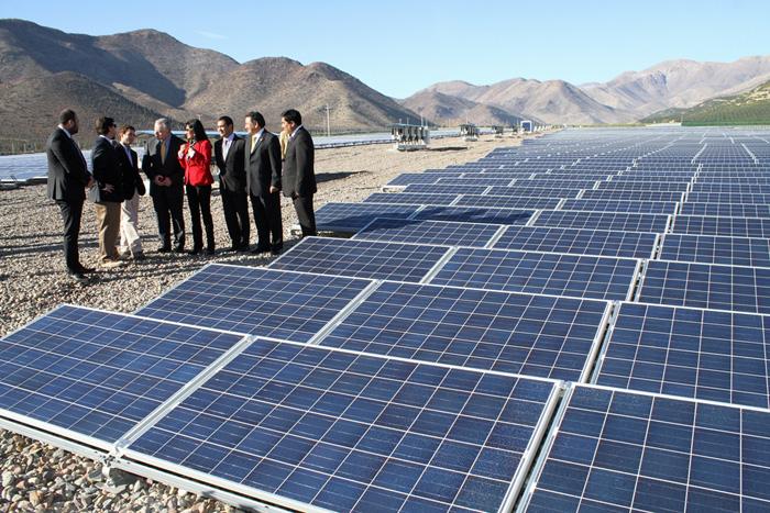Photo of Resaltan potencial energético en el Valle del Elqui con segundo proyecto de Tambo Real
