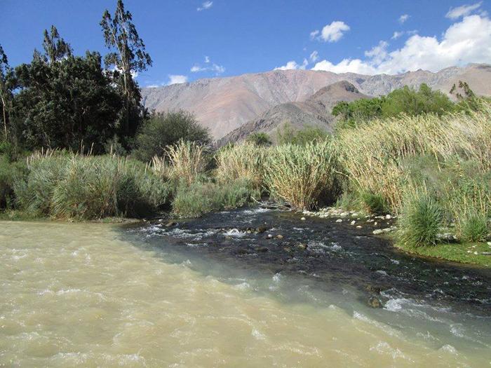 Photo of Nacimiento del Río Elqui