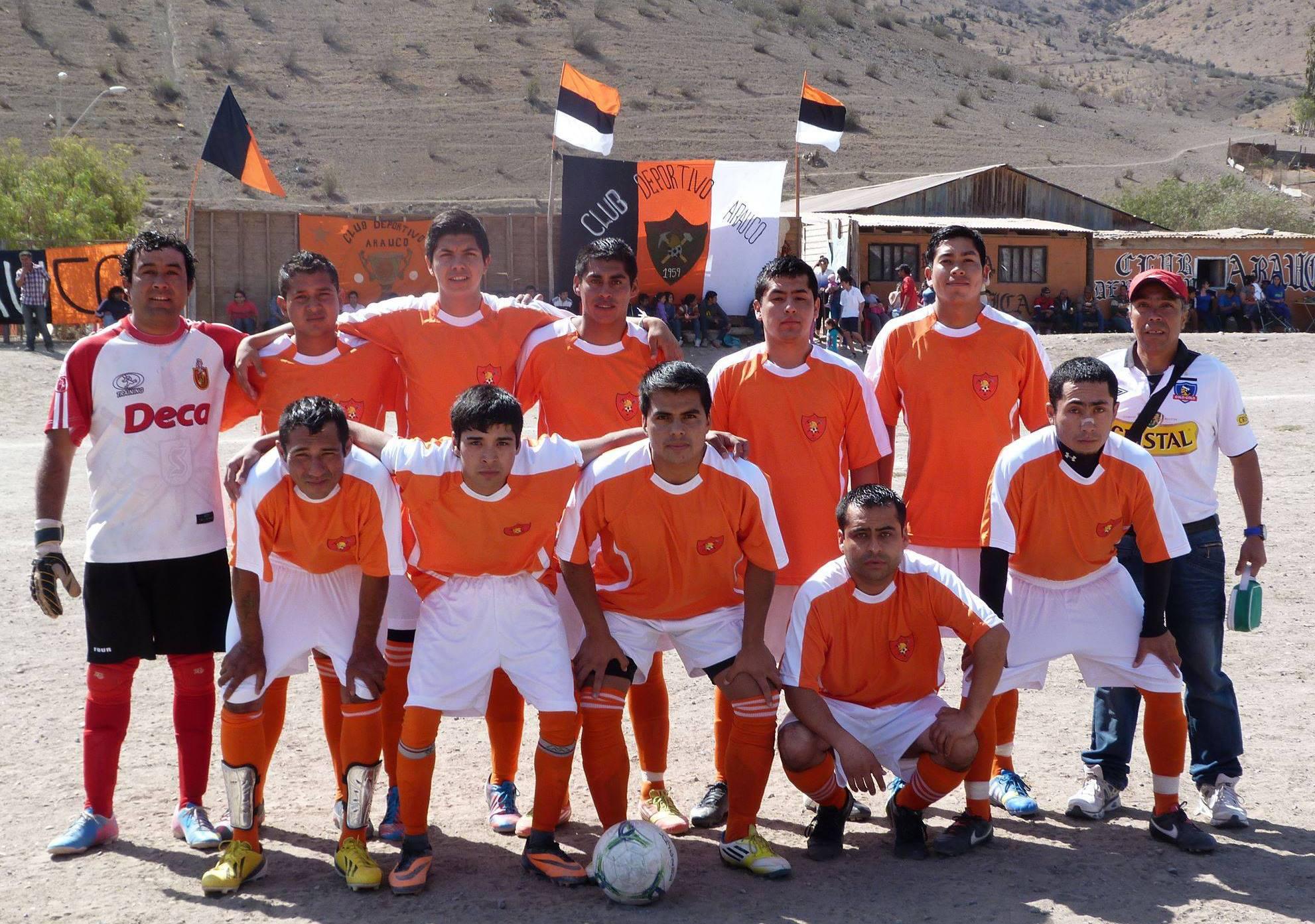 Photo of Unión Pisco y Arauco son los punteros en el ANFUR de Paihuano
