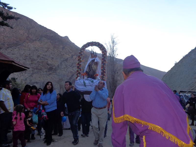 Photo of Montegrande y Horcón celebran sus fiestas religiosas en honor a la Virgen del Carmen