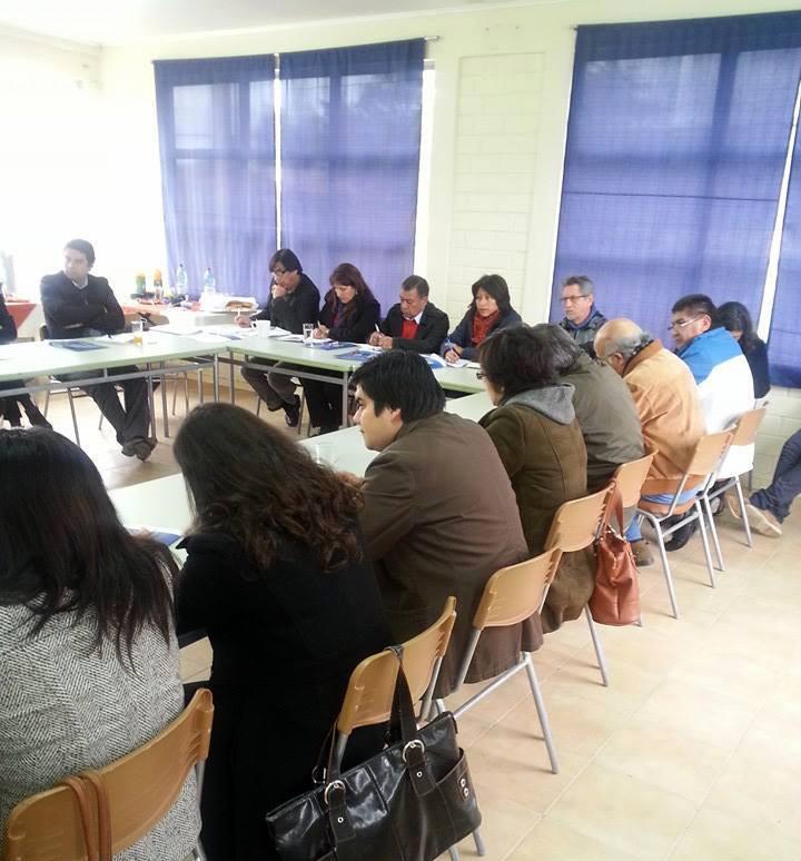Photo of Paihuano participa en Comisión de Educación y Salud realizada en Río Hurtado