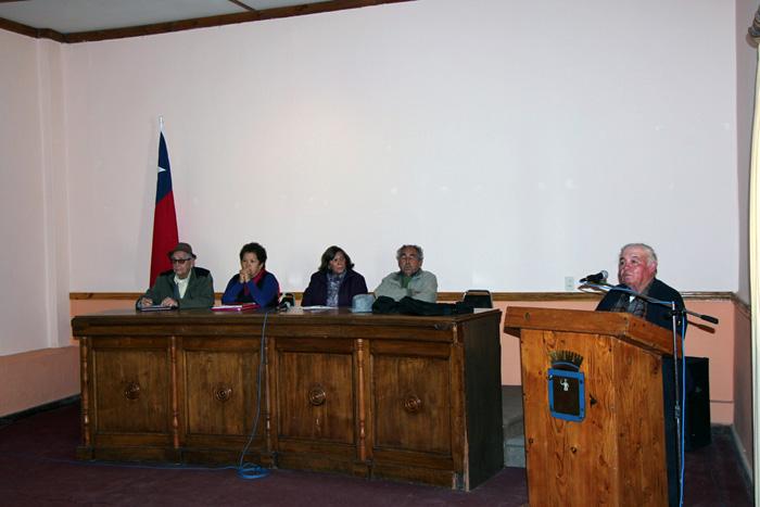Photo of Agrupación de Ex Presos Políticos del Valle del Elqui escogen a Javier López como presidente
