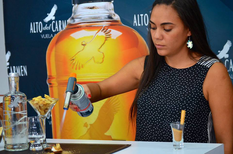 """Photo of Josefa Balanda: """"Creo que hay un pisco para cada momento…es un destilado muy versátil"""""""