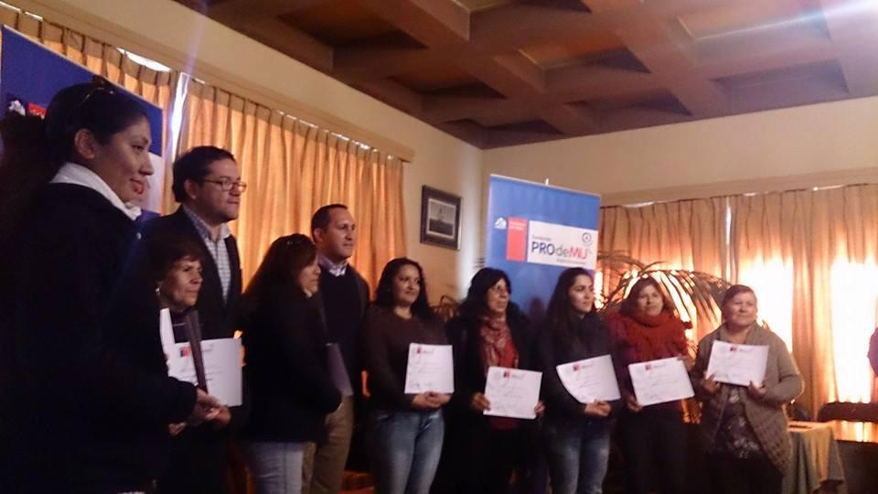 Photo of Mujeres elquinas tendrá la opción de acceder a capacitaciones a través de PRODEMU