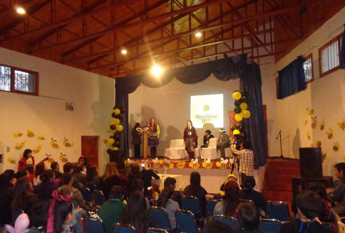 Photo of Alumnos de Paihuano muestran su dominio del inglés a la comunidad