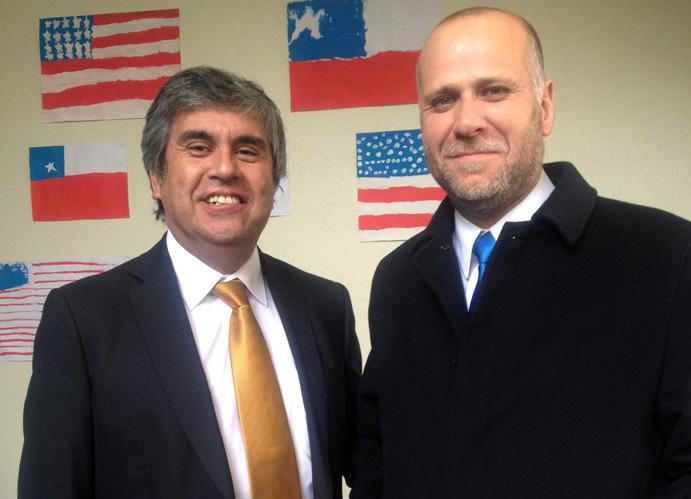 Photo of Vocero de Gobierno y alcalde Vera planifican futura visita de la presidenta a Vicuña
