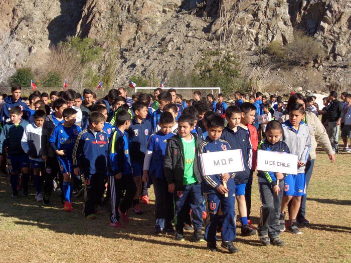 Photo of Finales del Torneo «Haciendo Amigos»