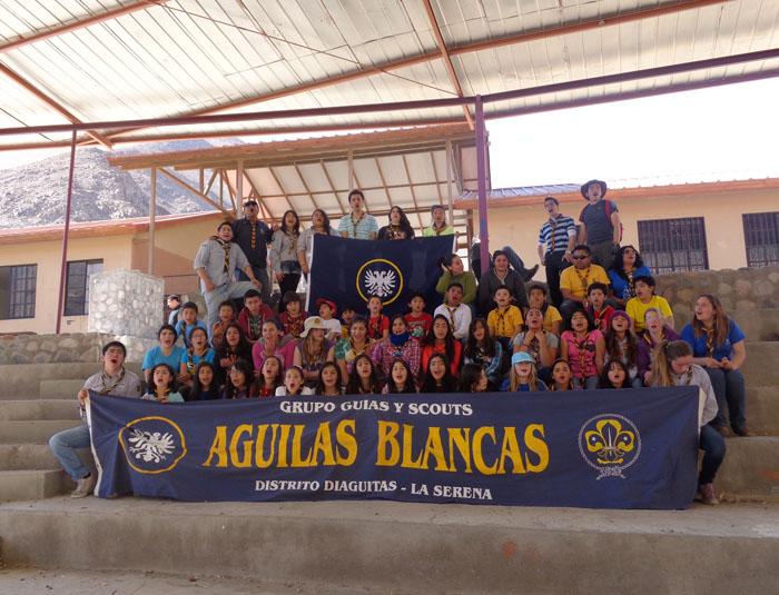 Photo of Grupo Scout serenense desarrolla campamento de invierno en Paihuano