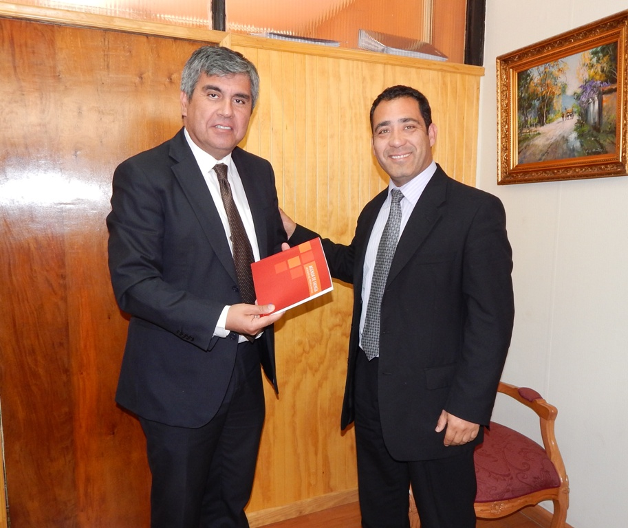 Photo of Acuerdan trabajo en conjunto en función de la Agenda de Energía