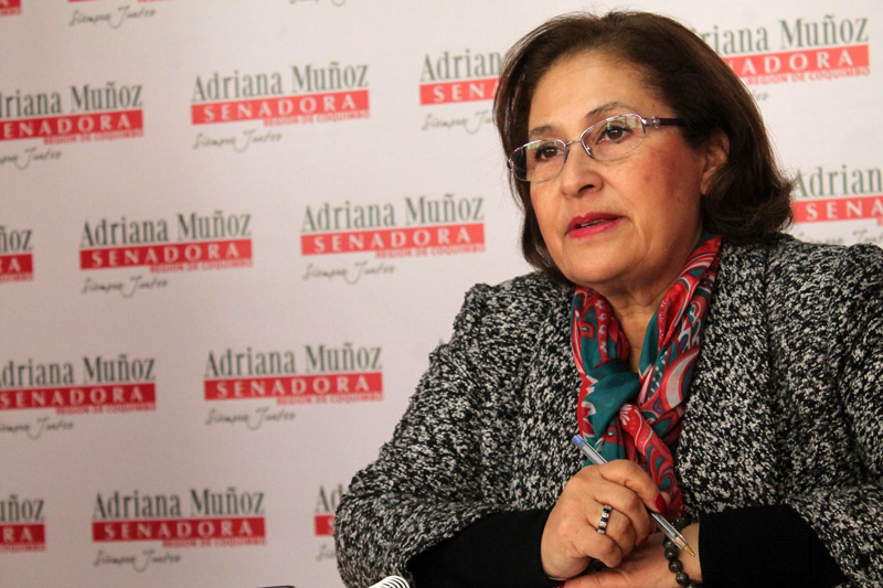 Photo of Senadora Muñoz llamó a respaldar el proyecto de Ley Emilia