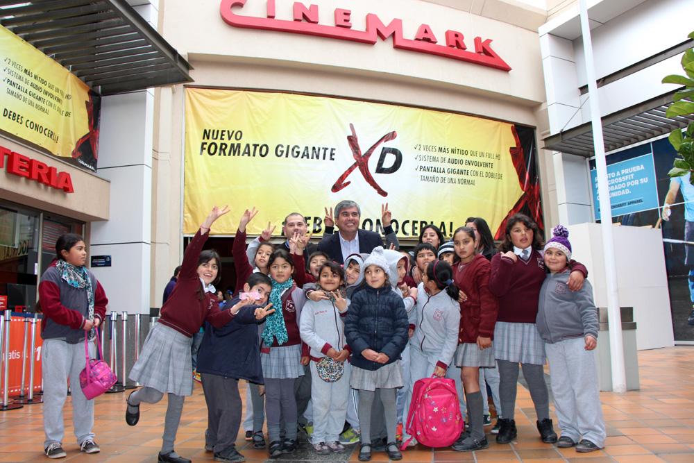 Photo of Vicuña continúa con celebración del Día del Niño en Cinemark y Casino Enjoy
