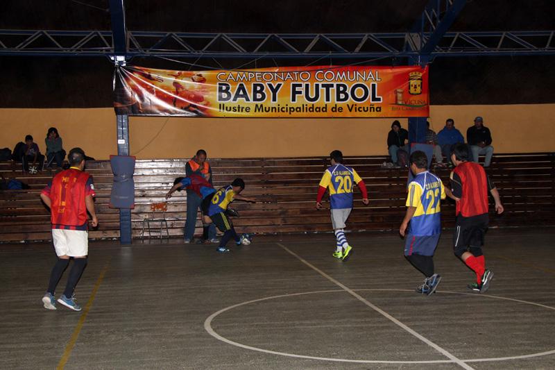 Photo of Liga de Baby-Fútbol de Vicuña comienza etapas finales para conocer el campeón 2014