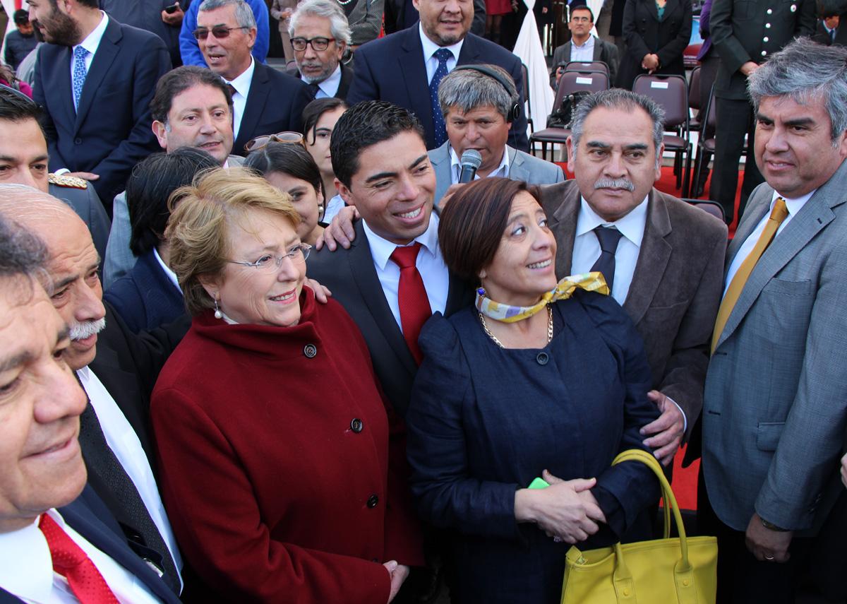Photo of Vicuña y La Serena destacan trabajos en conjunto en aniversario 470 de la ciudad capital regional