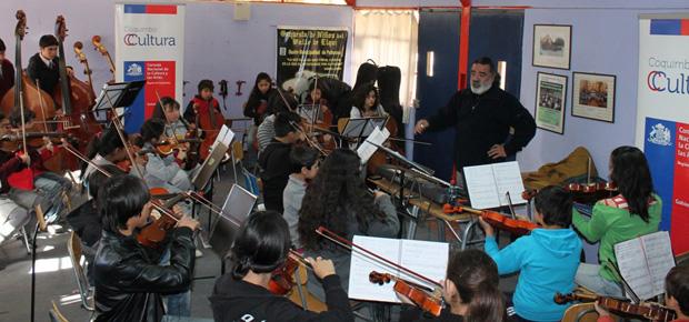 Photo of Invitan a presentación de Orquesta de Niños del Valle de Elqui en Paihuano