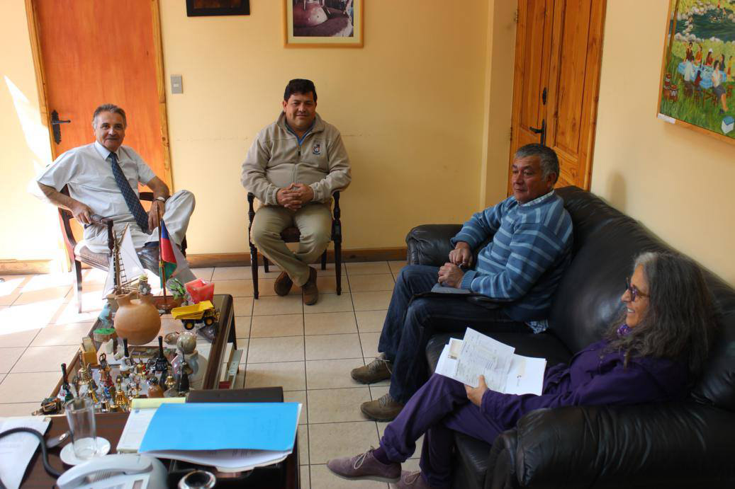 Photo of Vecino de Alcohuaz dona terreno para construir población habitacional