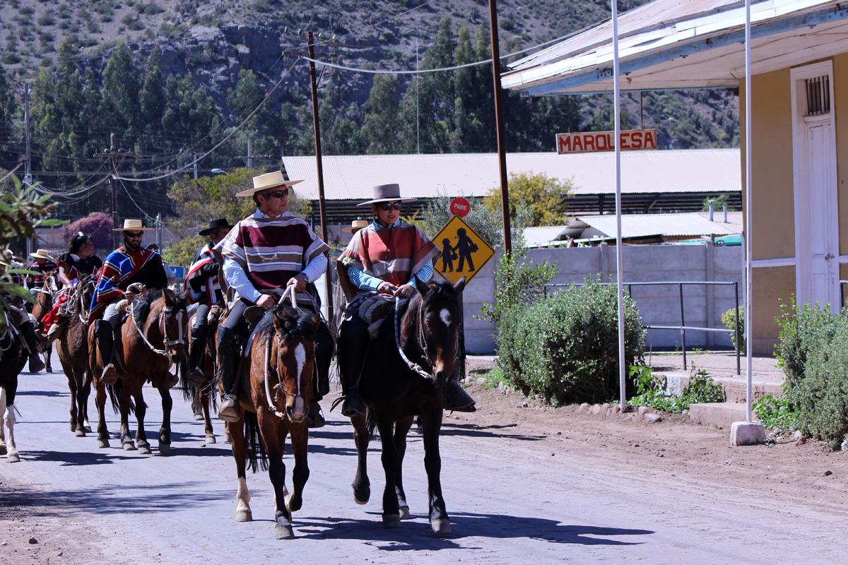Photo of Con la II Cabalgata de la Amistad Vicuña inicia las celebraciones de Fiestas Patrias