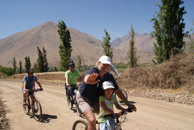 Photo of Buscan unir La Serena y Vicuña a través de un proyecto de ecoturismo utilizando la ex vía férrea