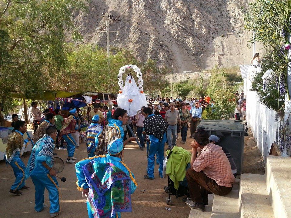 Photo of Altas temperaturas acompañó fiesta patronal celebrada en Quebrada de Paihuano